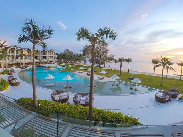 Review các hạng phòng tại Seashells Hotel & Spa Phú Quốc